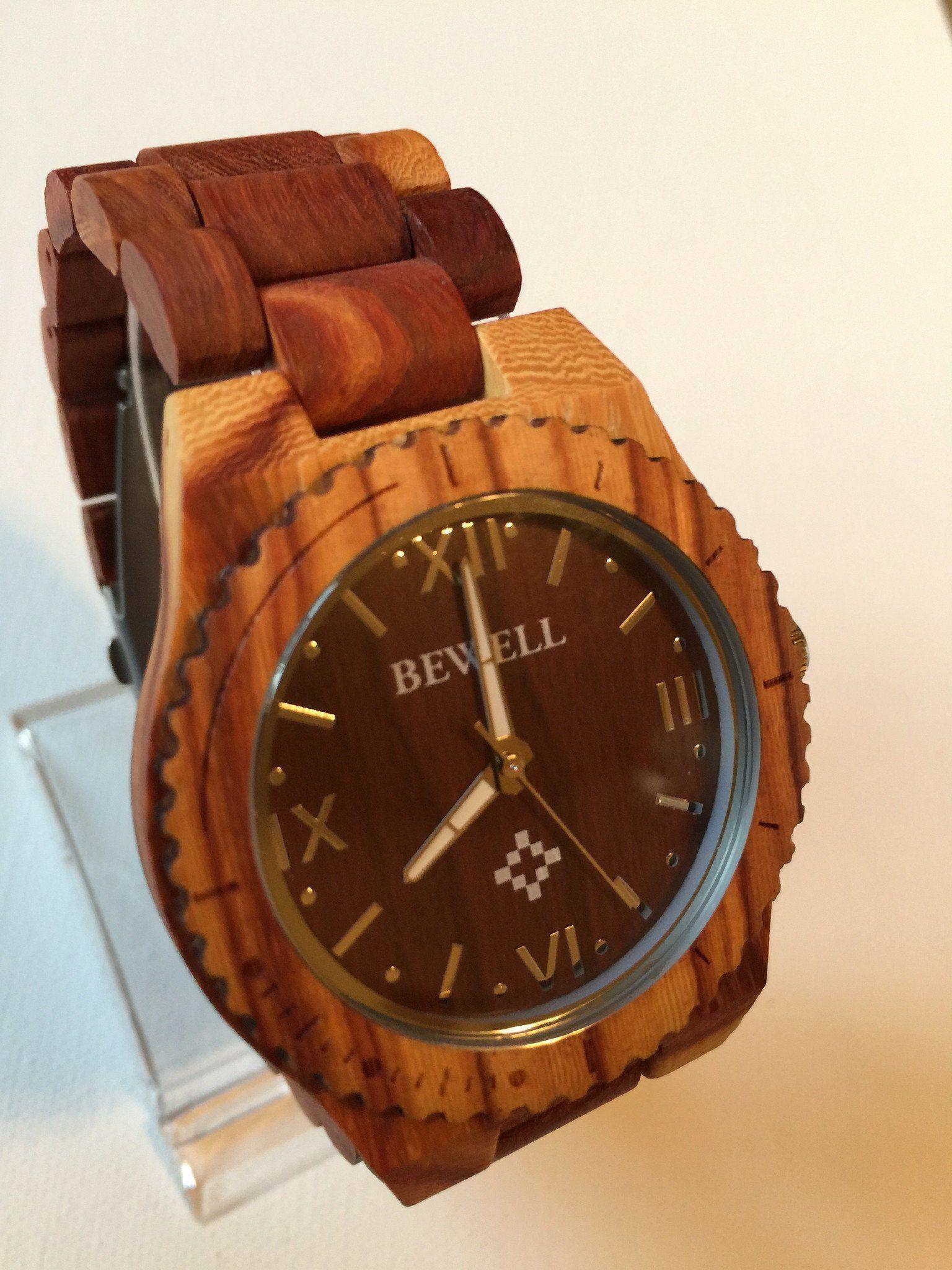 The Amazon Wood Watch