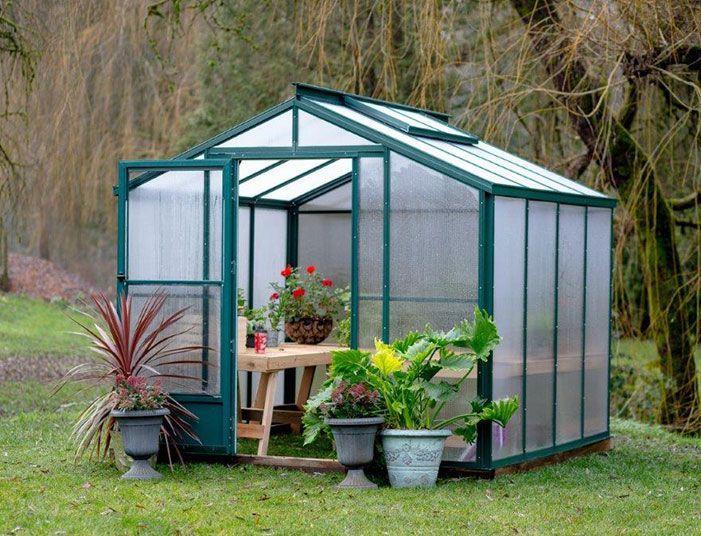 The Sunhaven Greenhouse In 2020 Backyard Greenhouse Greenhouse