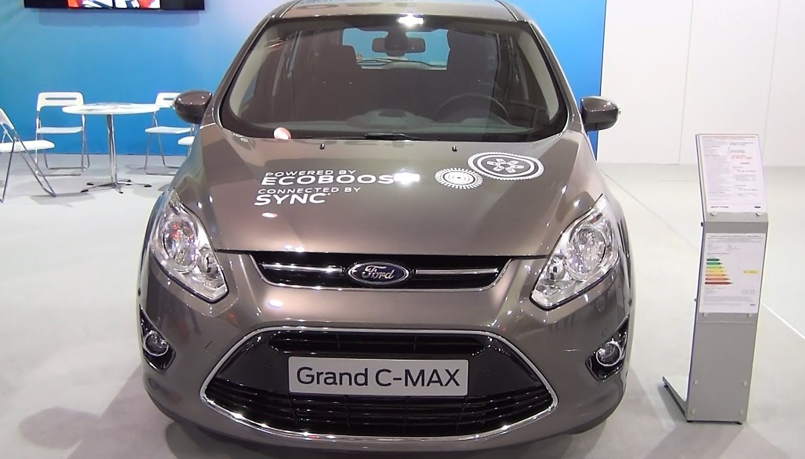 Ford C Max With Nice Colour Ford Sports Car Max
