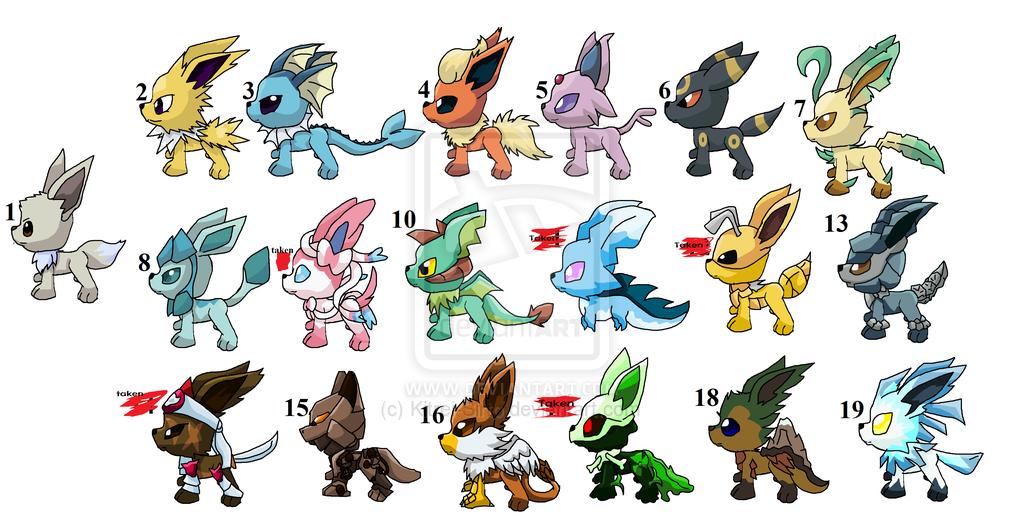 Eevee evolution chart google search also alora   pokemon pinterest rh