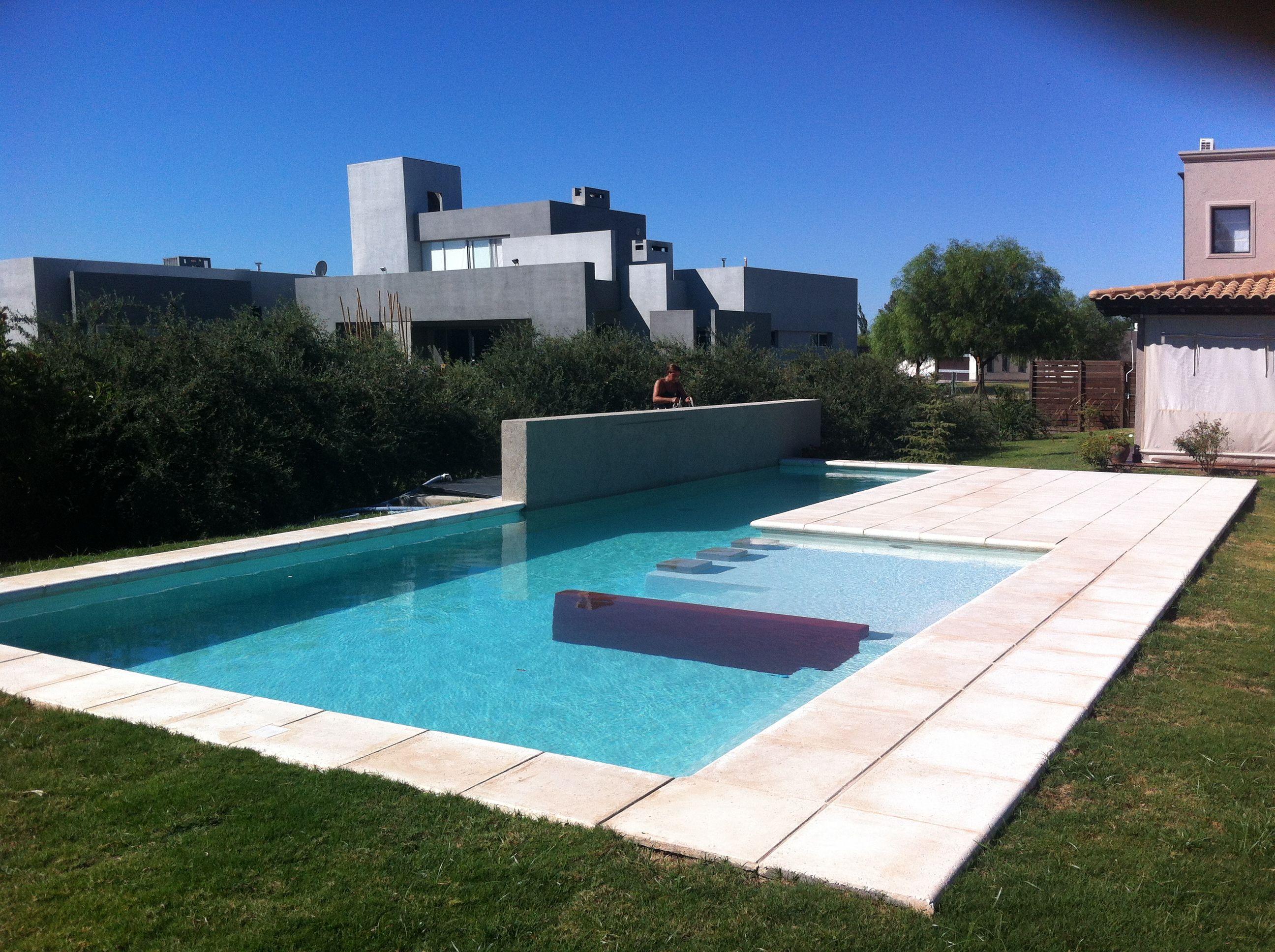 Criterio dise o piscina casa dise o for Diseno piscina