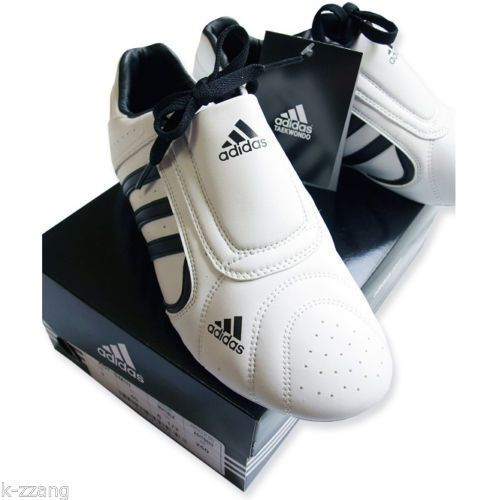 Details about Adidas The Contestant Taekwondo Shoes White