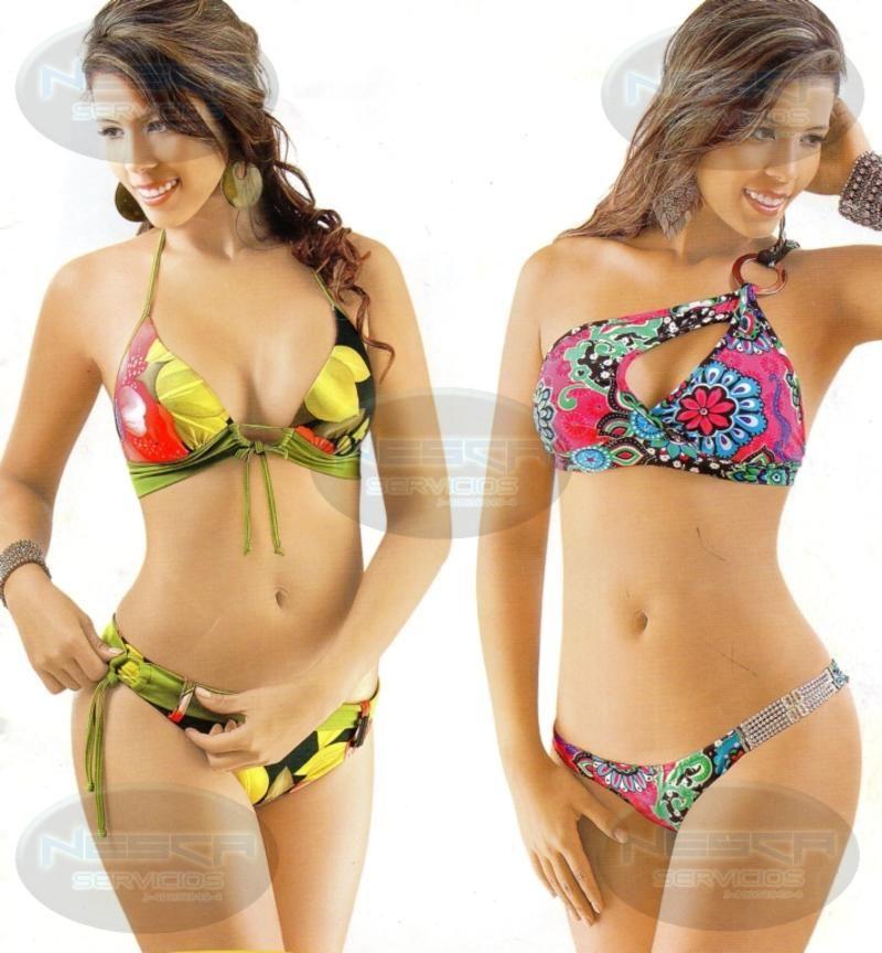 3553dd6c4489 Modelos de trajes de baño semi hilo | traje de baños | Modelos de ...