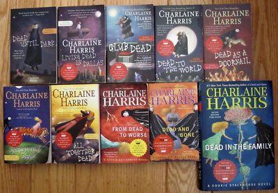 Charlaine Harris True Blood Sookie Stackhouse Vampire 13 Books Collection  Pack Set RRP: £124.24: Amazon.com: Books