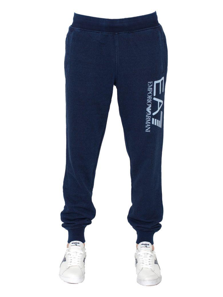 EA7 Emporio Armani Ea7 - Printed Jogging Trousers. #ea7 #cloth #