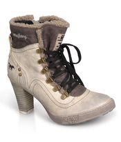 Dámske čižmy MUSTANG shoes 27C-041 Vel 40  94952c60b3