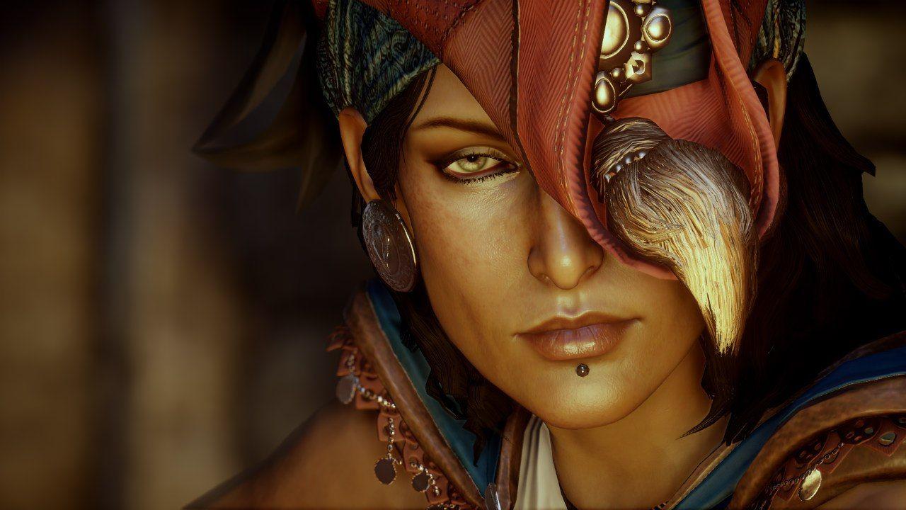 Dragon Age 2 dating Isabela