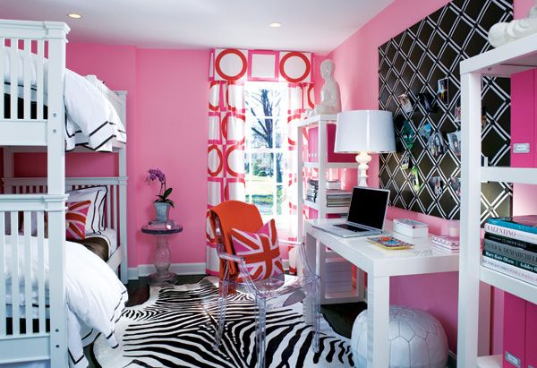 Charmant Decorating · Think Pink!   Design Chic