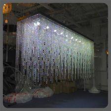 Rectangle Hanging Pendant Chandelier Rectangular Chandelier - Chandelier crystals ebay