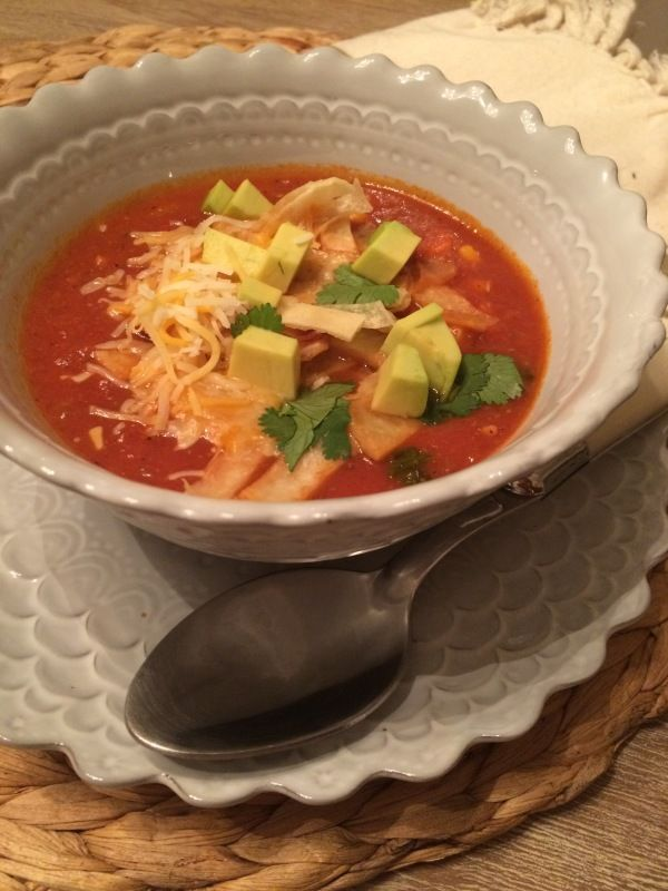 Roasted tortilla soup a much deeper more delicious flavor than roasted tortilla soup a much deeper more delicious flavor than regular tortilla soup forumfinder Images