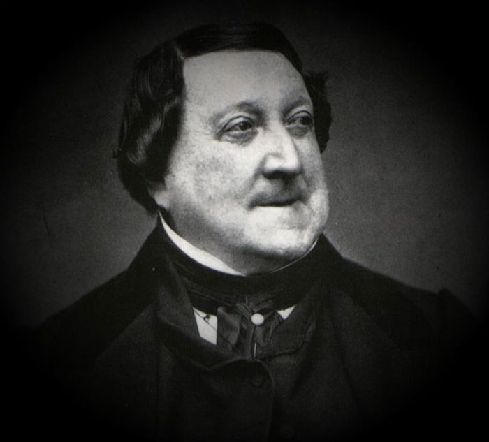 """""""Oh how wonderful, really wonderful opera would be if there were no singers!"""" Gioacchino Rossini :P"""