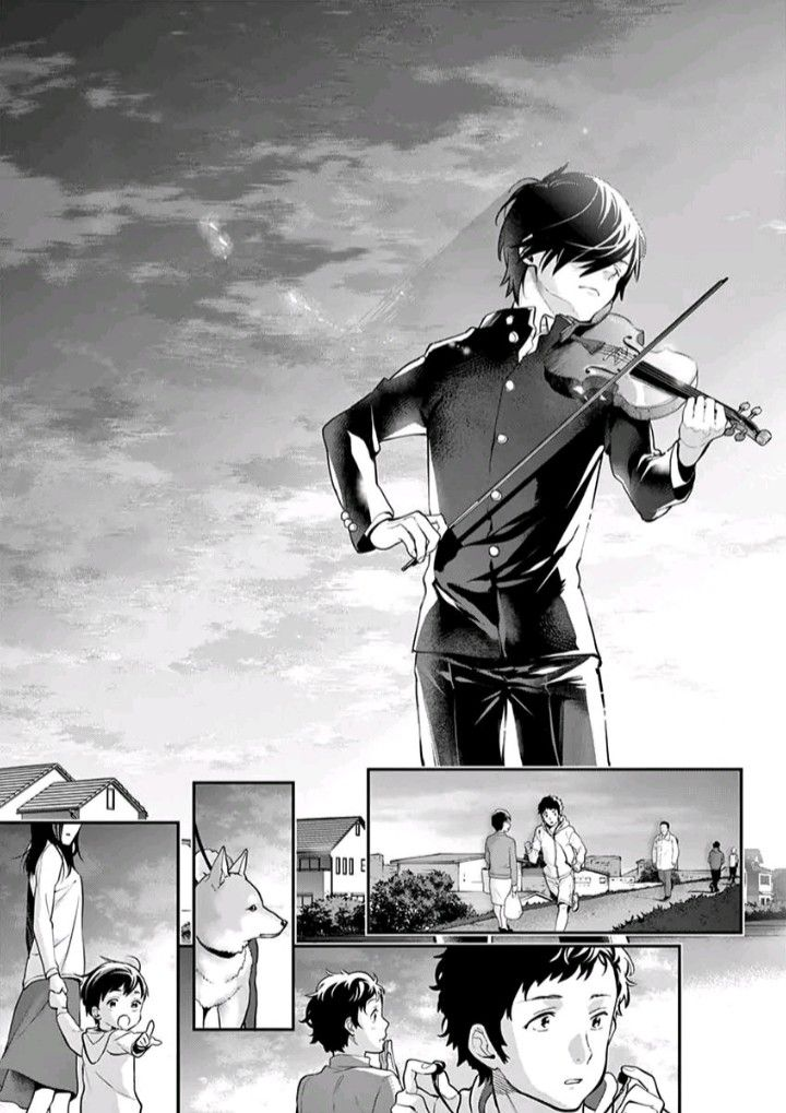 Ao no orchestra capítulo 3. (With images) Anime soul
