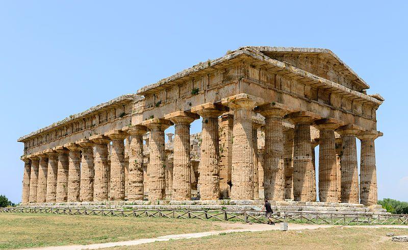 Paestum Arte Griego Arquitectura Griega Antigua Arquitectura Griega