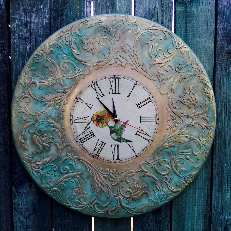 """Купить Большие часы """"Версаль"""" - часы настенные, часы интерьерные, часы для дома…"""