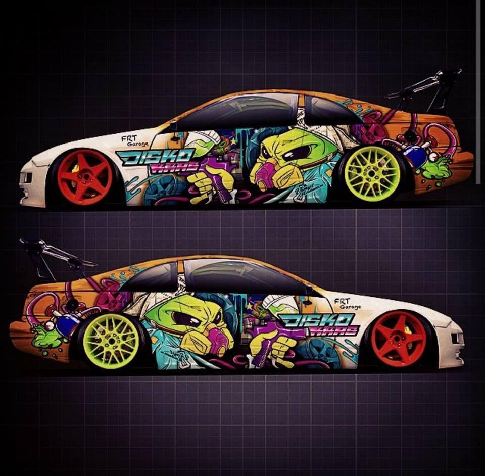 Liveryy Car Wrap Design Art Cars Car Wrap