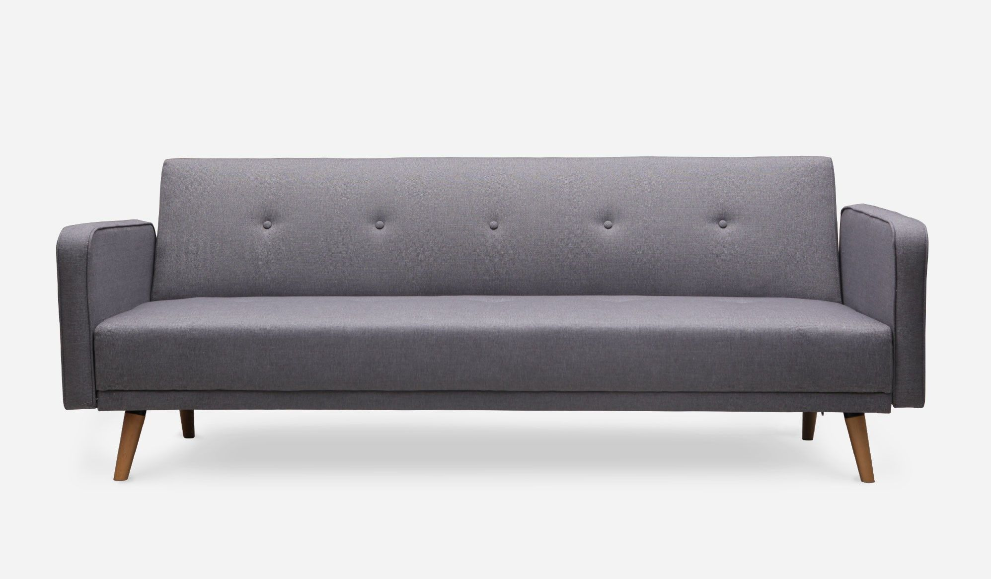 Nathan Sofa Bed, Smoked Gray By Castlery. | Singapore Interior | Pinterest  | Interiors