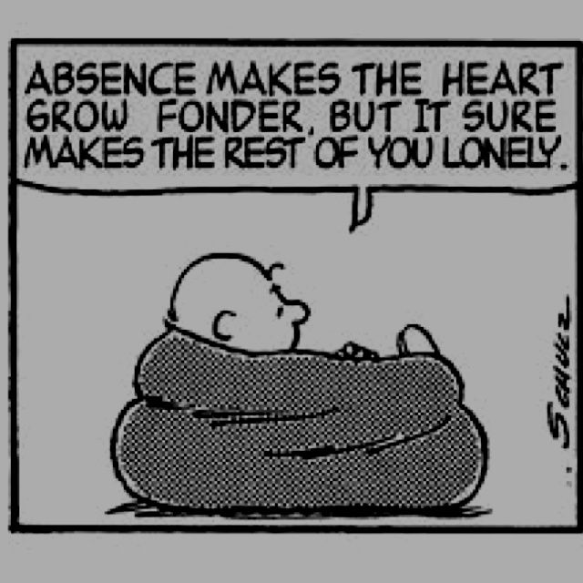 Absence Makes The Heart Grow Fonder Quote Google Search