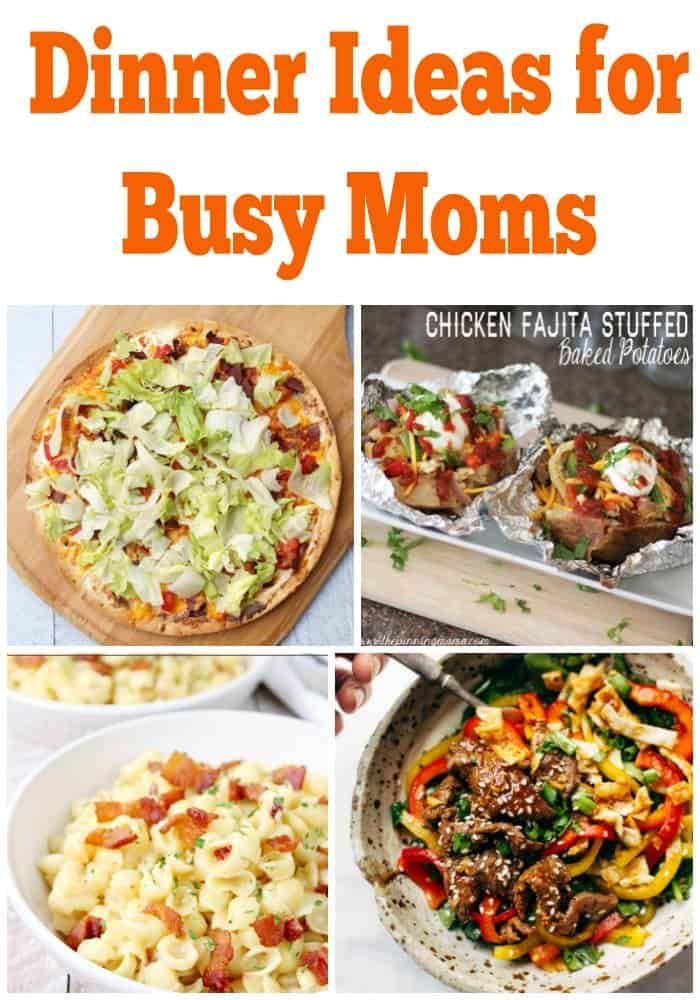 Dinner Ideas for Busy Moms – Week 39 images