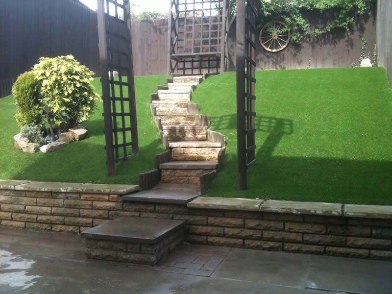 astroturf garden Google Search Top patio Pinterest