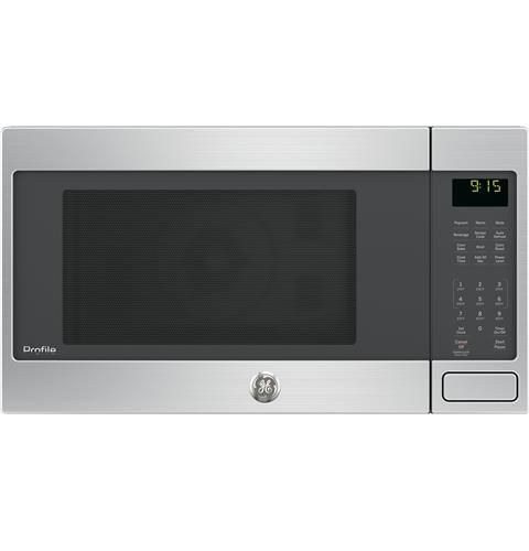 Ge Profile Series 1 5 Cu Ft Countertop Convection Microwave Oven Model Peb9159s Microwave Convection Oven Countertop Microwave Stainless Steel Microwave