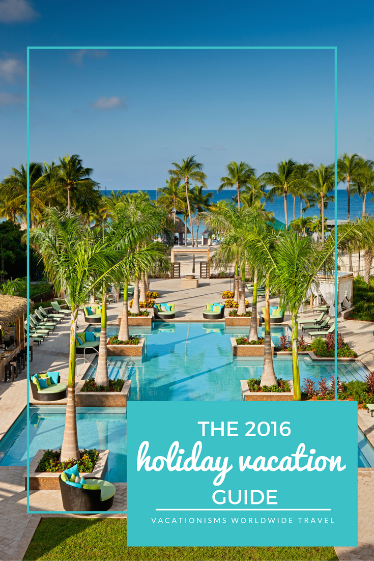 find your best christmas vacation spot right here - Best Christmas Vacation Spots