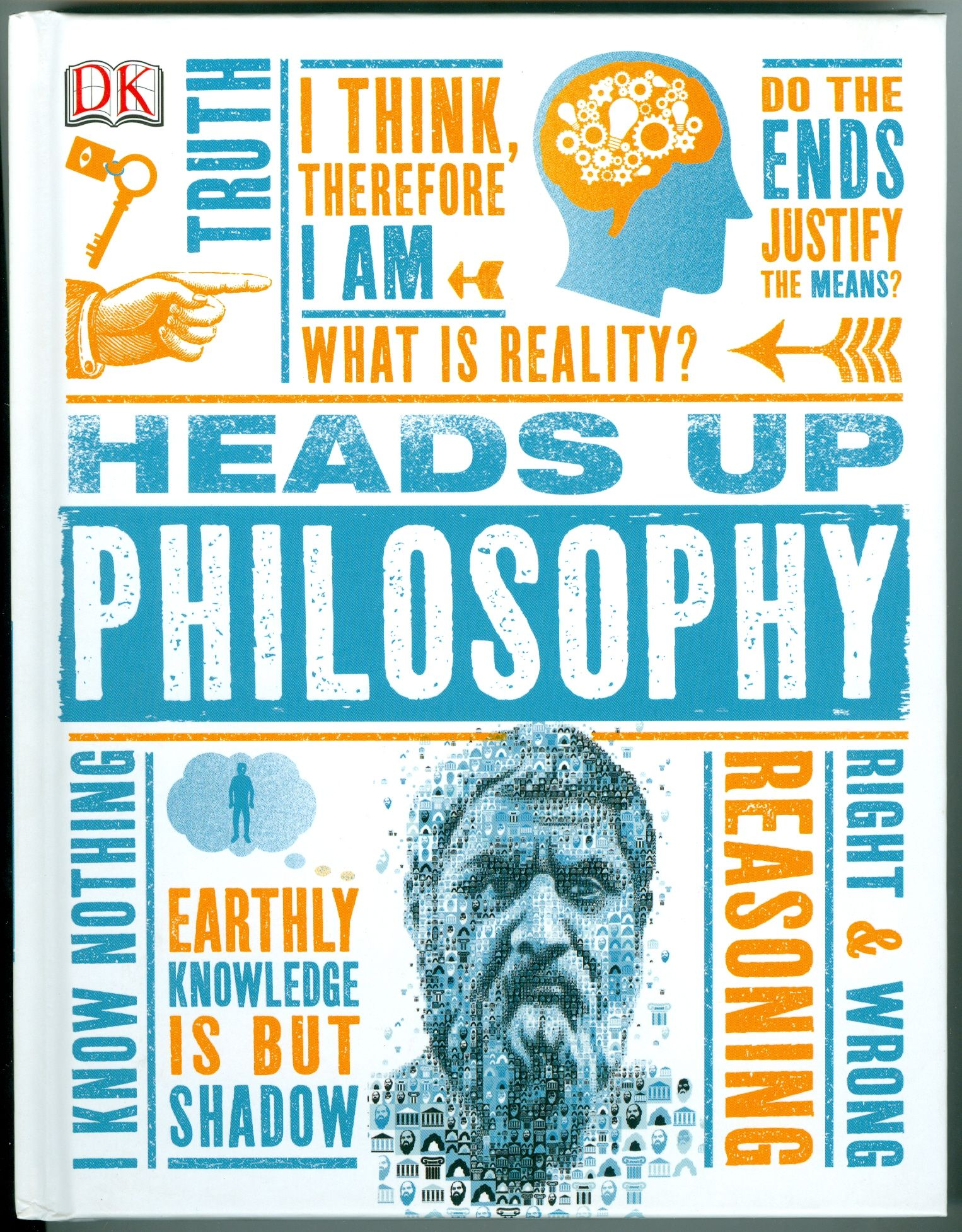 Heads Up Philosophy By Marcus Weeks Bit Of A Silly Title