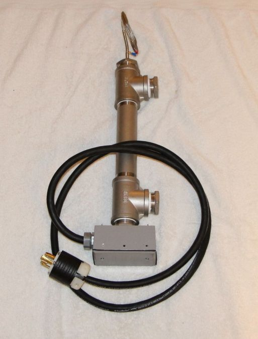 240vac Electric Rims Tube Kit With Element Diy Too: Rims Tube 120vac Wiring Diagram At Shintaries.co