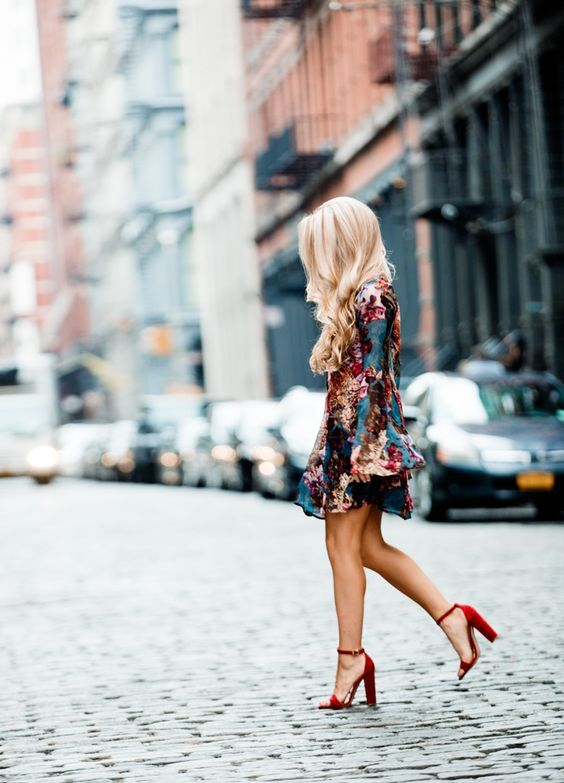 fall florals done right