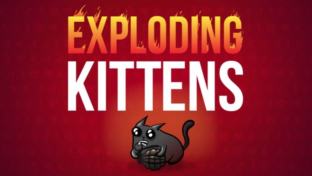 exploding kittens wallpaper Google Search Exploding