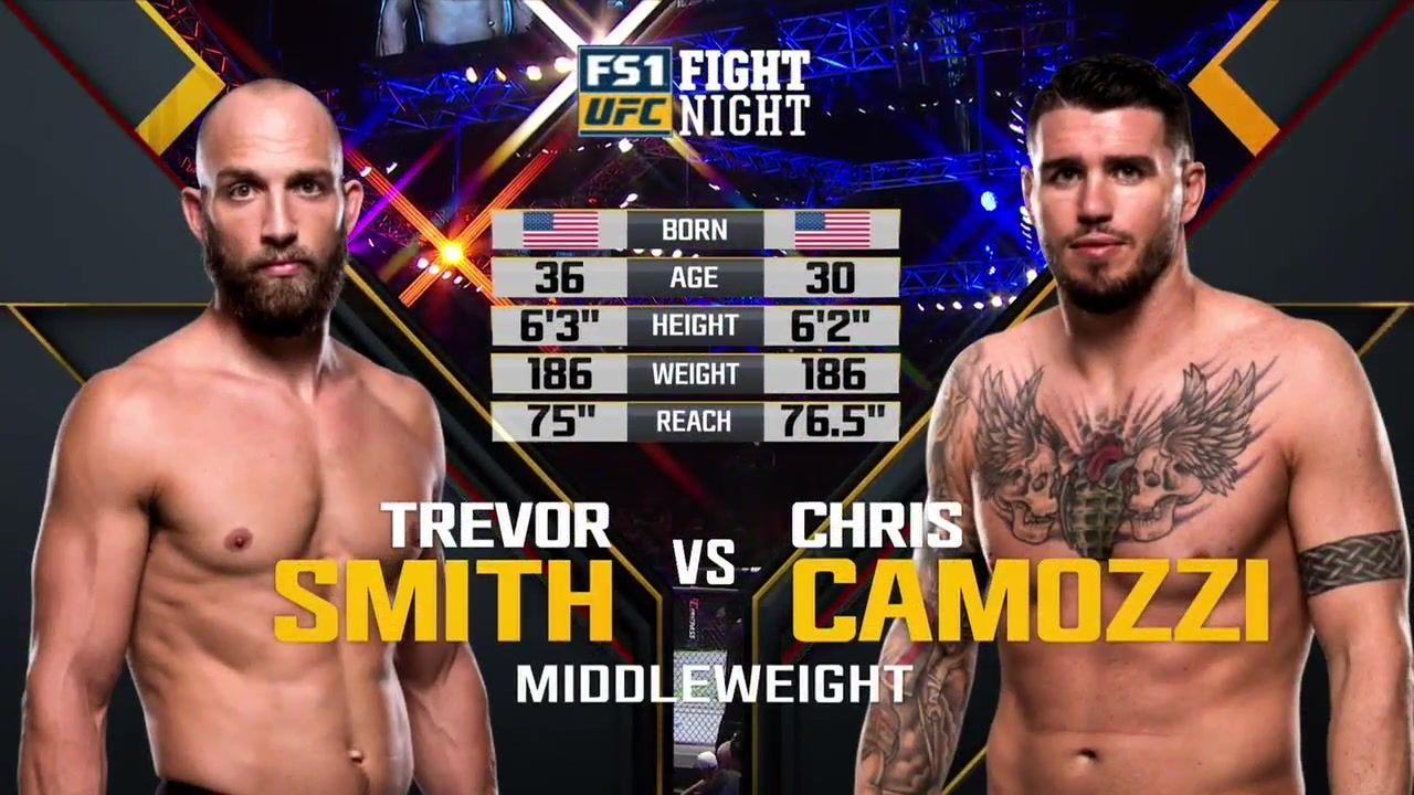 Ufc Fight Night 109 Trevor Smit Kris Kamozzi Trevor Smith Vs Chris Camozzi Http Www Yourussian Ru 175783 Ufc Fight Nigh Fight Night Ufc Ufc Fight Night