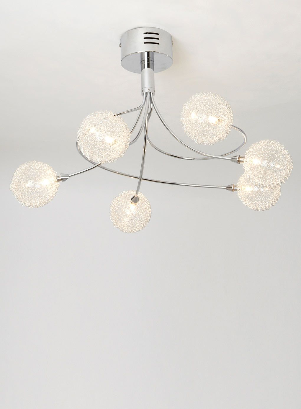 Allium flush fitting ceiling light bhs dining room pinterest allium flush fitting ceiling light bhs mozeypictures Image collections