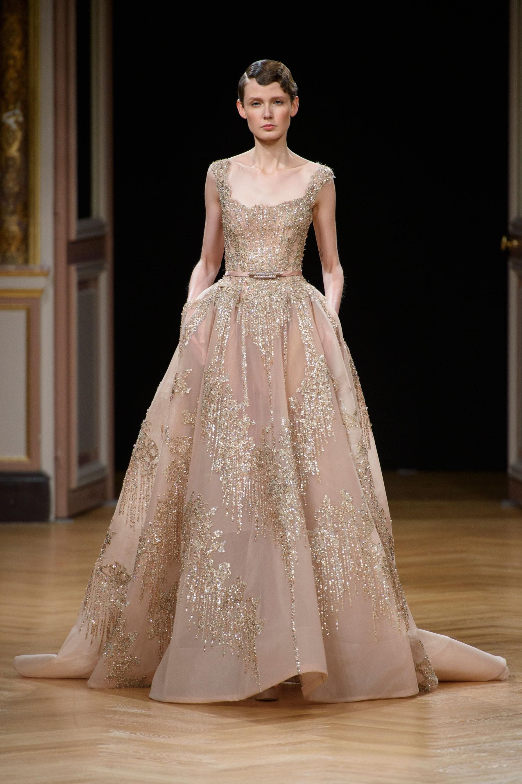 D Fil Ziad Nakad Automne Hiver 2016 2017 Haute Couture