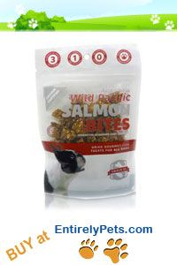 Snack 21 Salmon Marrow Bites for Dogs (50 g) price: $5.99