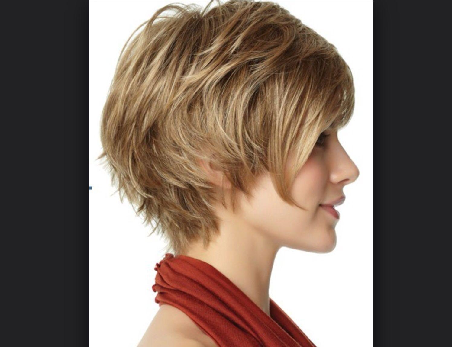 layers | short haircuts | short hair cuts, short shag