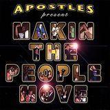 Makin the People Move [CD]