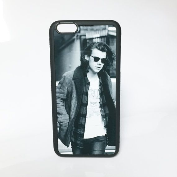 Harry Styles Phone Case-One Direction-iPhone by FrantasticButtons