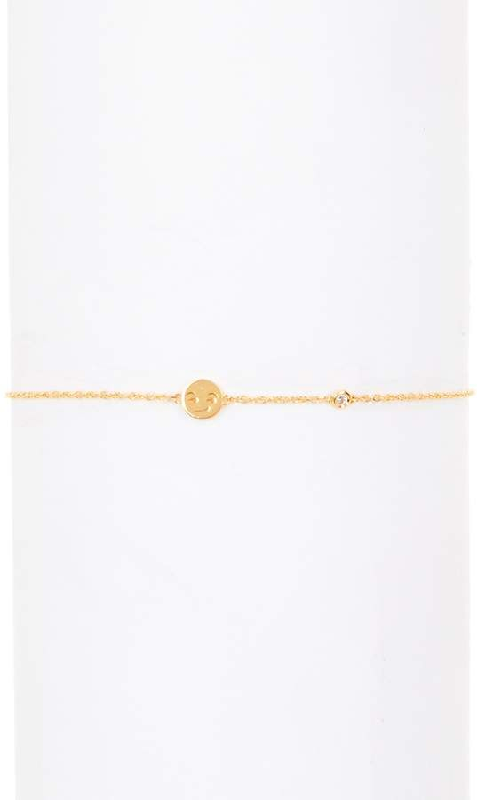 Sydney Evan Syd by 14K Yellow Gold Plated Sterling Silver