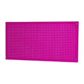 Original Pink Box Pink Steel Pegboard (Common: 48-in x 24-in; Actual: 48-in x 24-in)