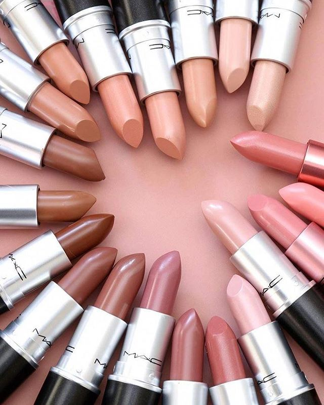 Gorgeous Mac lipsticks
