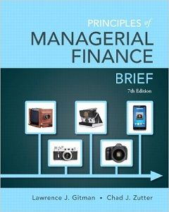 Principles of managerial finance brief 7th edition solutions principles of managerial finance brief 7th edition solutions manual by gitman zutter free download sample pdf fandeluxe Choice Image