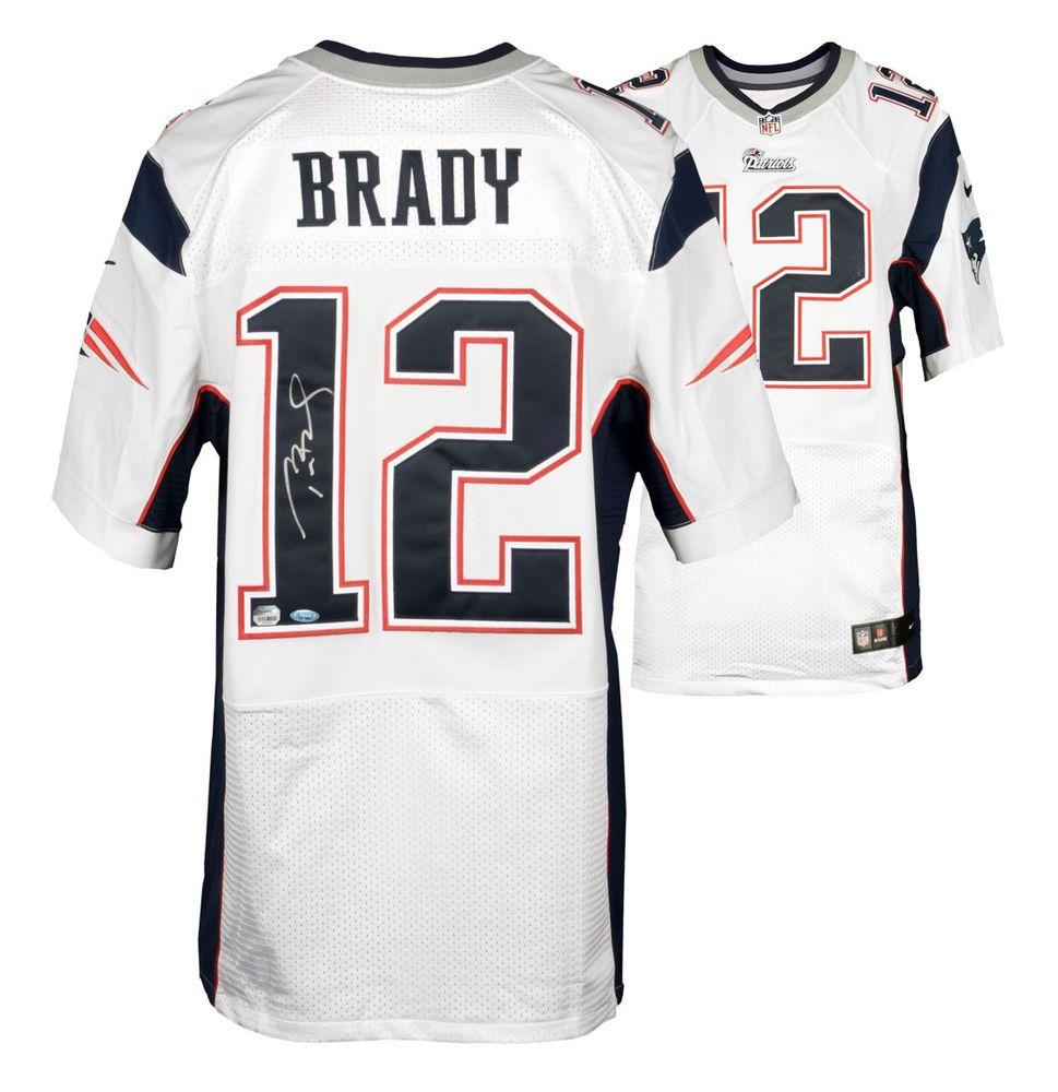 buy online 7c122 b6821 ebay tom brady signed jersey ebay f93b2 e8ef4