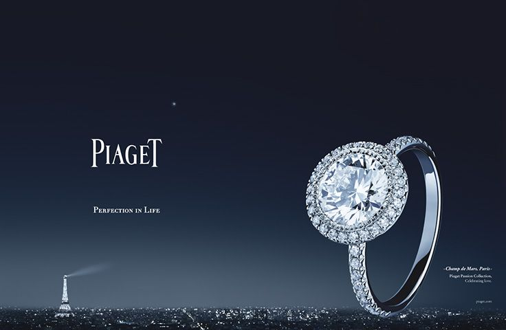 The commencement of a beautiful life story sublimed by the art of celebrating love. Join Piaget's hedonistic universe to inspire the journey of a lifetime.... #PerfectionInLife