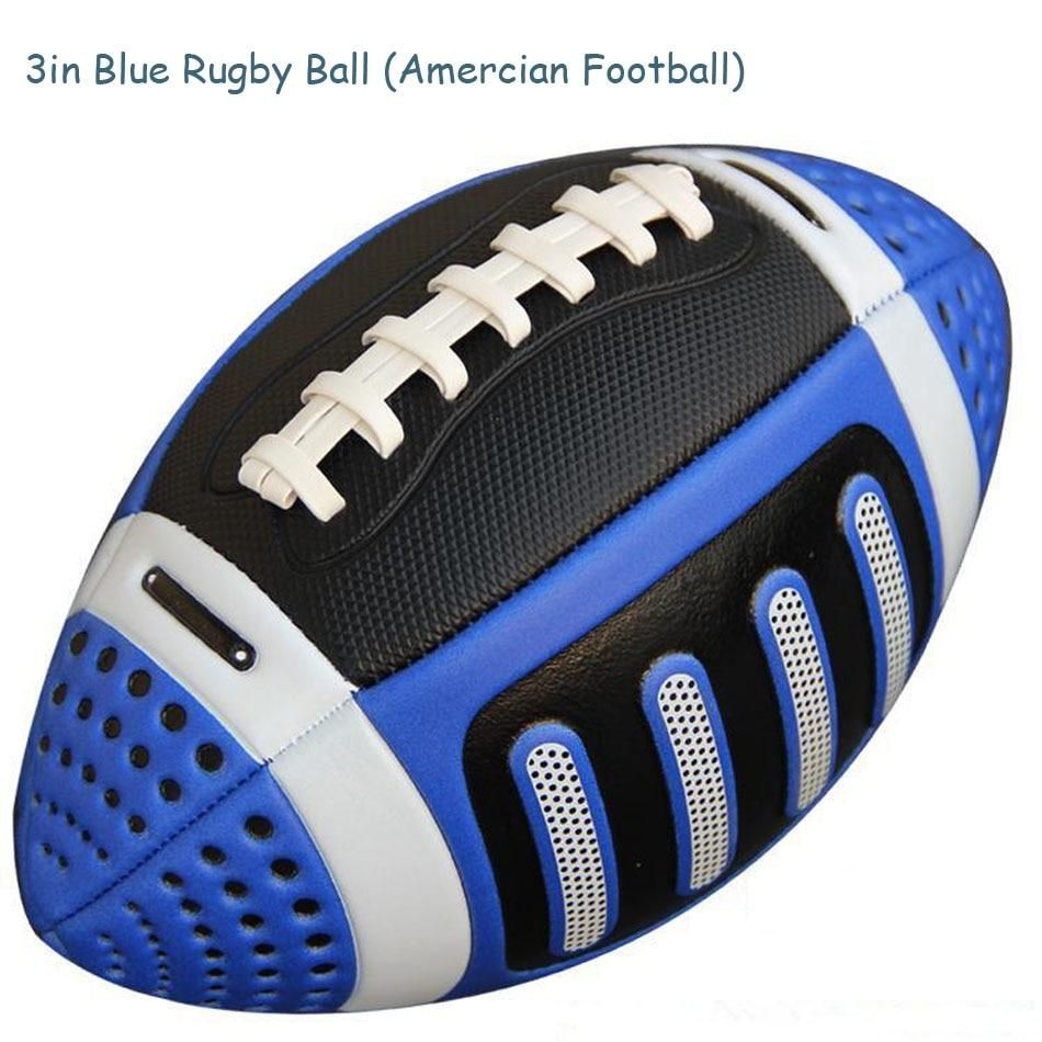 Size 3 Rugby Ball American Rugby Ball American Football Ball Kid