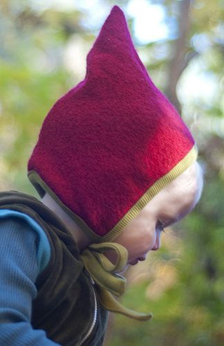 The Snow Pixie Hat Tutorial Awesome Pinterest Sewing Hats And