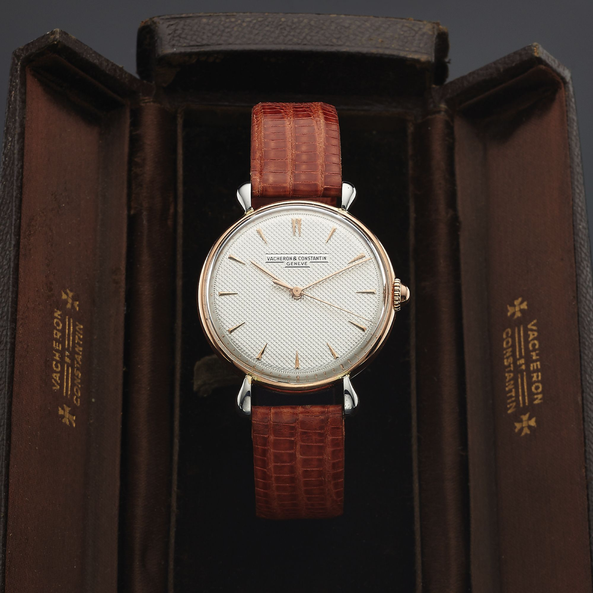 Vacheron Constantin Tear Drop Lugs Vacheron Constantin Geneve No 491388 Case No 297515 Made In The 1950s Vintage Timepiece Things To Sell Wrist Watch