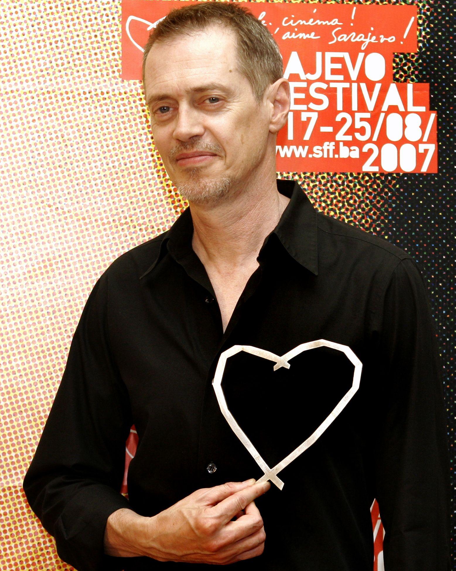 Slikovni rezultat za sarajevo film festival steve buscemi