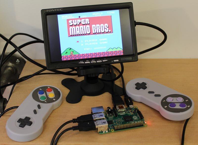 Build a Retro Gaming Console with Raspberry Pi | Rasberry PI