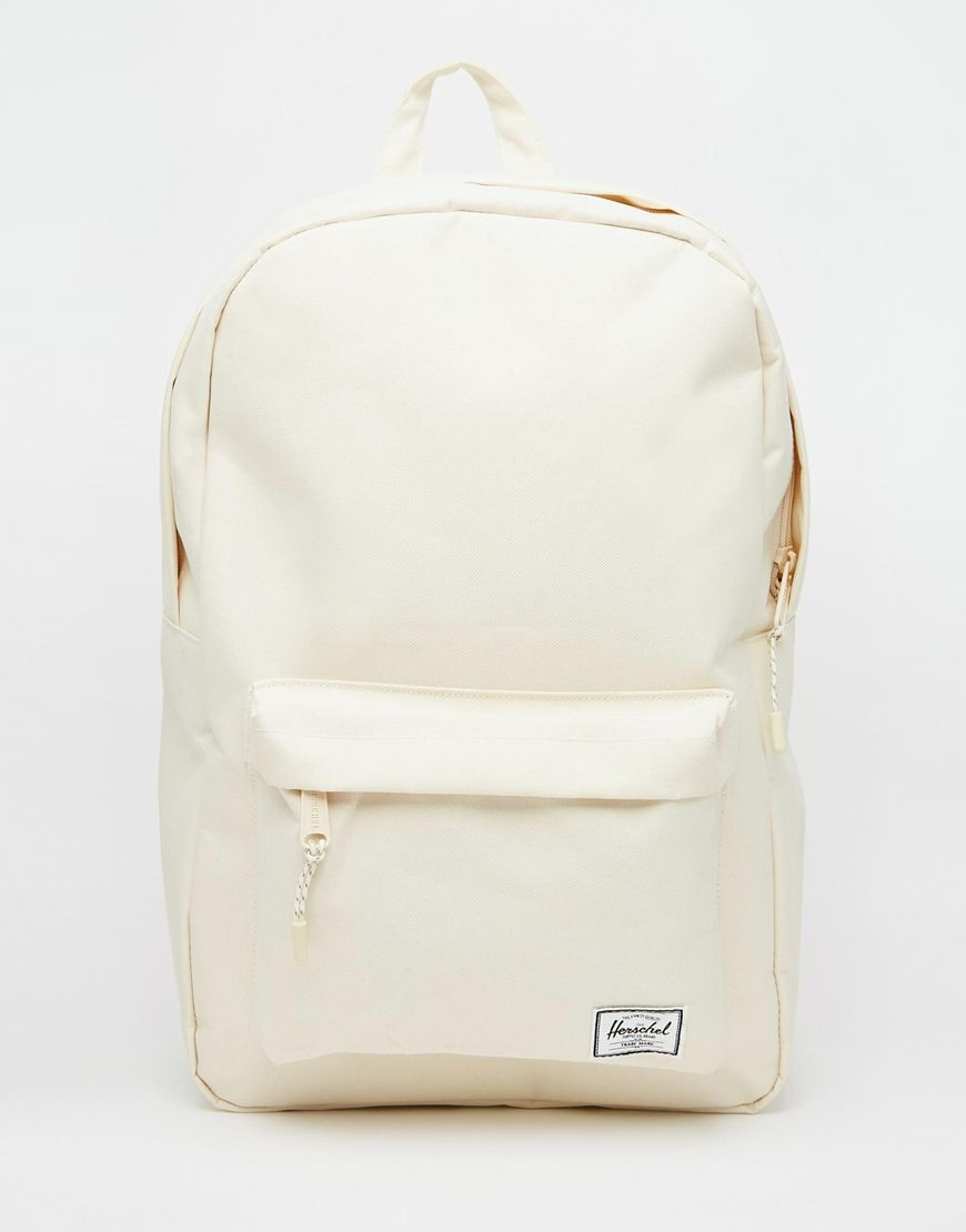 5ecdeb3ff1 Herschel Supply Co Classic Backpack in Cream