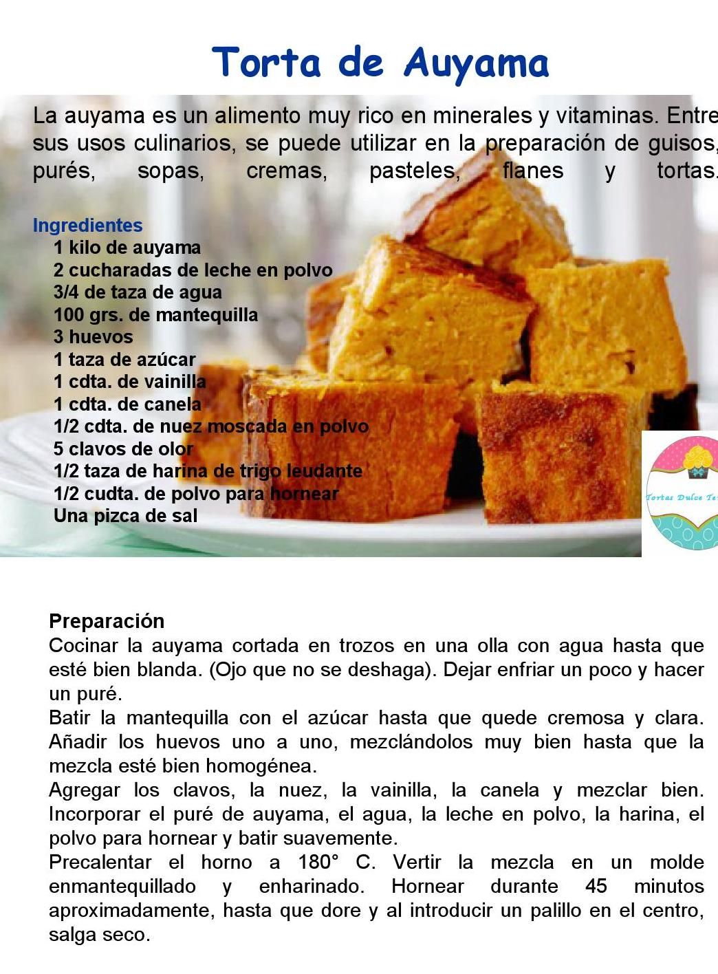 Image Result For Recetas De Cocina Postres