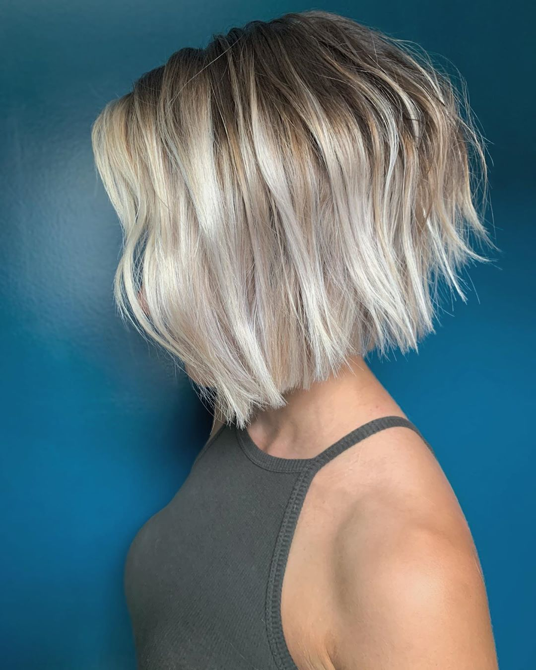 12+ Short Blonde Hairstyles and New Trends  Short hair styles